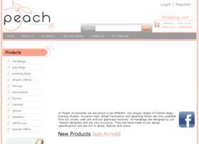 peachaccessories.co.uk