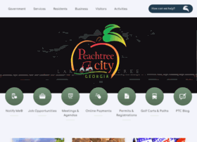 peachtree-city.org