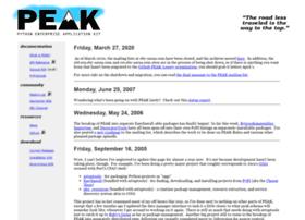 peak.telecommunity.com