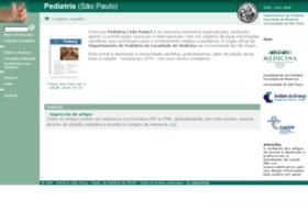 pediatriasaopaulo.usp.br