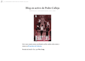 pedrocalleja.blogia.com