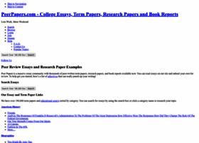 peerpapers.com