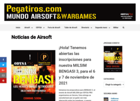 pegatiros.com