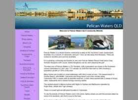 Pelicanwatersqld.com.au