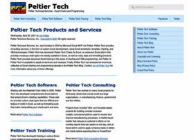 peltiertech.com