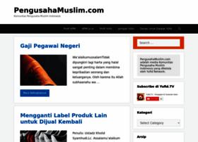 pengusahamuslim.com
