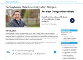 penn.stateuniversity.com