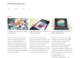 pentegroup.com