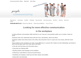 people-communicating.com