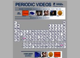 periodicvideos.com