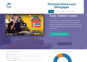 personalhomeloanmortgages.com