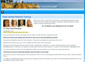 personaltrainerpalosverdes.com