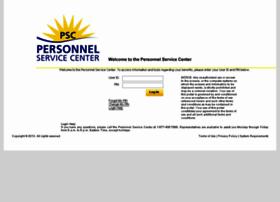 Personnelservicecenter.com