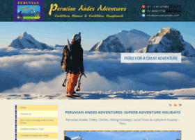 peruvianandes.com