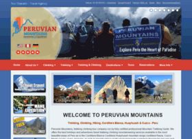peruvianmountains.com
