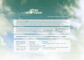 peter-pearson.com