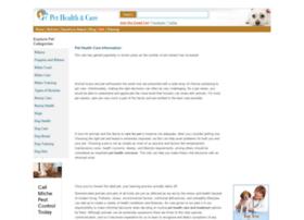pethealthandcare.com