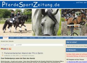 pferdesportzeitung.de