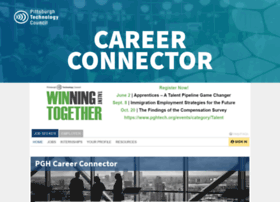 pghcareerconnector.com