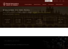 pgsa.org