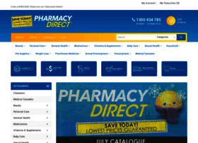 pharmacydirect.com.au