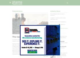 pharmamanufacturing.com
