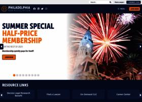 philadelphiabar.org