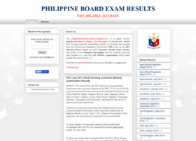 philippineboardexamresults.blogspot.com