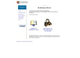 philological.bham.ac.uk