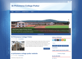 philomenacollegeputtur.blogspot.in