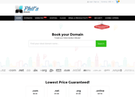 philsdomains.com