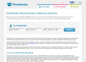 Phonebooks.com