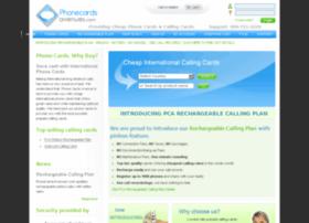 phonecardsavenues.com