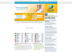phonecardscentral.com