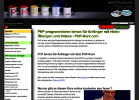 php-kurs.com