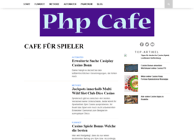 phpcafe.net