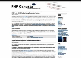 phpgangsta.de