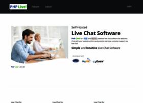 phplivesupport.com