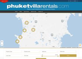 Phuketvillarentals.com