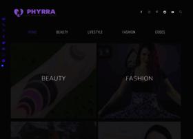 phyrra.net