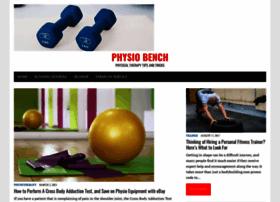 physiobench.com