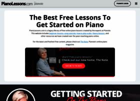pianolessons.com