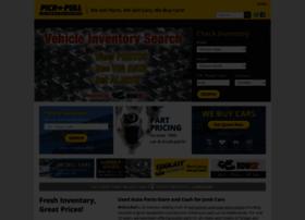 picknpull.com
