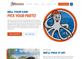 pickyourpart.com