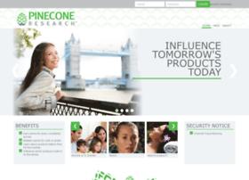 pineconeresearch.co.uk