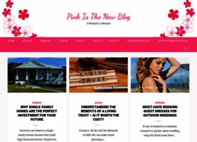 pinkisthenewblog.com
