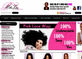 pinklacewigs.com