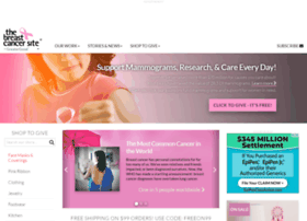 pinkribbonstore.com