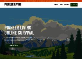 pioneerliving.net