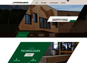 piveteaubois.com